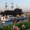 Agia Napa Harbour, Cyprus