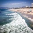 Santa Monica Beach, Los Angeles