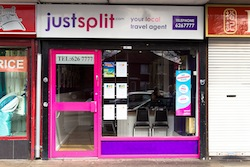 Justsplit.com - your local travel agent in 286A Ballyfermot Road, Ballyfermot