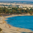 Agia Napa beach, Cyprus