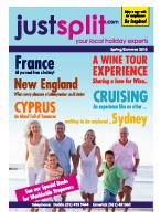 Travel Magazine - Summer 2010