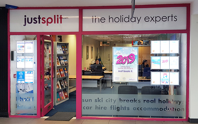 Dublin Office - Your local travel agent in 20 Rathfarnham Shopping Centre, Rathfarnham, Dublin 14