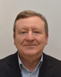Jim Vaughan, Managing Director